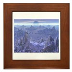Islandia Evermore Framed Tile