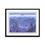 Islandia Evermore Framed Panel Print