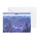 Islandia Evermore Greeting Cards