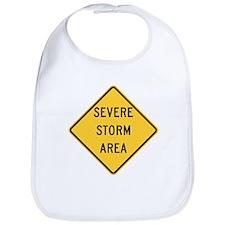 Severe Storm Area Bib