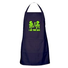 I Got Your Back Apron (dark)