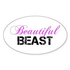 Beautiful Beast Stickers