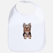Yorkshire Terrier Puppy Bib