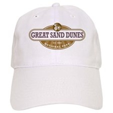 Great Sand Dunes National Park Baseball Baseball Cap