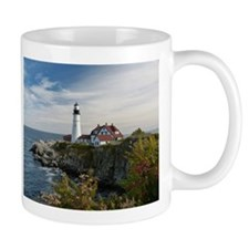 Portland Head Light Mugs