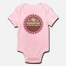 Granmom's Girl Made From Scratch Infant Bodysuit