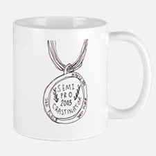 SEMI PRO-CRASTINATOR Mugs