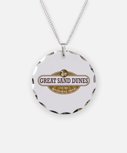 Great Sand Dunes National Park Necklace