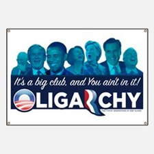 Oligarchy Banner