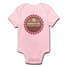 Grandma's Girl Made From Scratch Infant Bodysuit