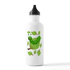 Ma petite chenille Water Bottle