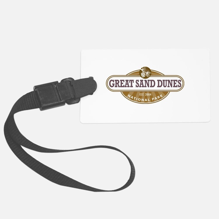 Great Sand Dunes National Park Luggage Tag
