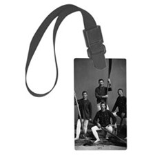 Vintage Halifax Rowing Crew, 187 Luggage Tag