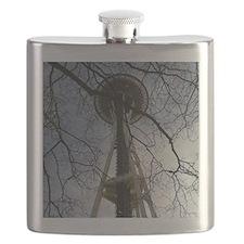 Space Needle Flask