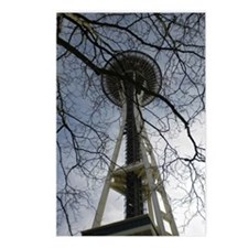 Space Needle Postcards (Package of 8)
