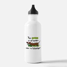 Under my wiener Water Bottle