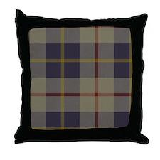 MacRae Tartan Throw Pillow