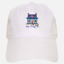 Pug Lover Gifts Baseball Baseball Cap