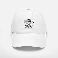 Baseball Grandma Baseball Baseball Cap