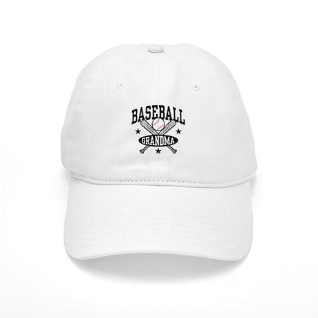 Baseball Grandma Cap