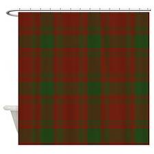MacQuarrie Tartan Shower Curtain