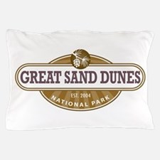 Great Sand Dunes National Park Pillow Case