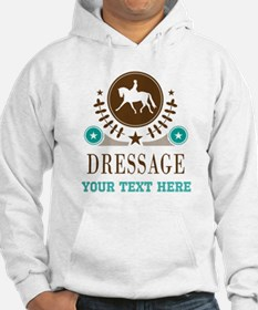 Dressage Personalized Hoodie