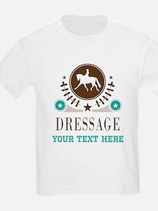 Dressage Personalized T-Shirt