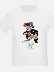 Gangster Rat Kids T-Shirt