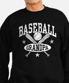 Baseball Grandpa Jumper Sweater