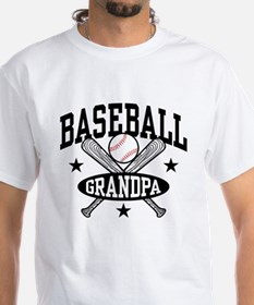 Baseball Grandpa Shirt