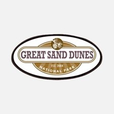 Great Sand Dunes National Park Patches