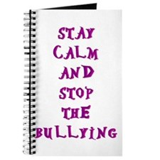 Stay Calm Journal