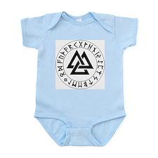 Unique Asatru Infant Bodysuit