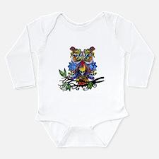 wild owl Body Suit
