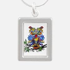 wild owl Necklaces