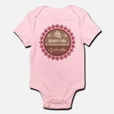 Personalized Grams Girl Body Suit