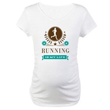 Running Is My Life Shirt