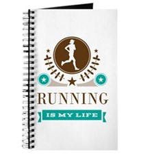 Running Is My Life Journal