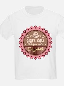 Personalized Gigis Girl T-Shirt
