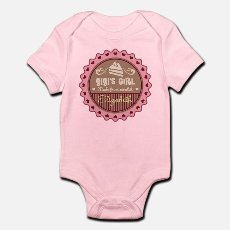 Personalized Gigis Girl Body Suit
