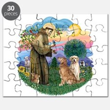 StFrancis-ff-Two Goldens.png Puzzle