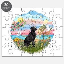 Angel Star - Black Lab.png Puzzle