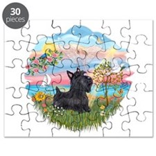 Angel Star - Scottish Terrier 6.png Puzzle
