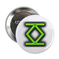 "Mickey Gotti Logo 2.25"" Button"