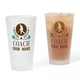 Coach Pint Glasses