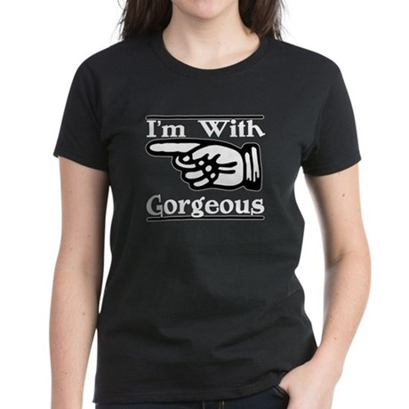 Gorgeous Right Women's Dark T-Shirt