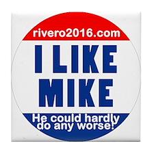 I Lke Mike (RVERO 2016) Tile Coaster
