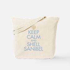 Keep Calm and Shell - Tote Bag