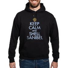 Keep Calm and Shell - Hoody